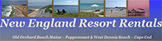 New England Resort Rentals - Cape Cod - Old Orchard Beach